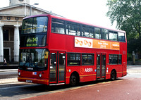 Route 243, Arriva London, DLA273, Y473UGC, Waterloo
