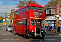 Route 256, London Bus Company, RTL1076 LUC253, Harold Wood