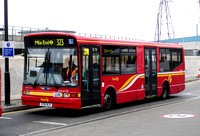 Route 323, First London, DML41761, X761HLR, Canning Town