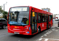 Route P12, Go Ahead London, SE158, YX61DVH, Peckham