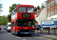 Route 51, London Central, NV14, N414JBV, Sidcup