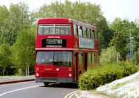 Route W3, Leaside Buses, M1128, B128WUL, Alexander Palace