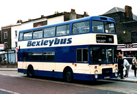 Route 99, Bexleybus 3, E903KYR, Woolwich