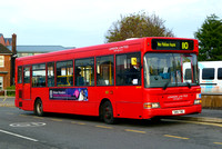 Route 110,  London United RATP, DPS587, SN51TBO