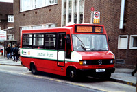 Route 945: Whitton - Hounslow, Bus Station [Withdrawn]