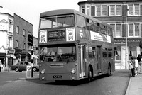 Route 278, London Transport, DMS1317, MLH317L, Walthamstow