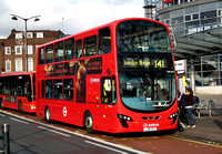 Route 141, Arriva London, DW467, LJ61CCY, Wood Green