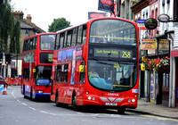 Route 258, Arriva The Shires 6030, YJ55WOD