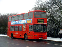 Route 103, Arriva London, L319, J319BSH, Chase Cross