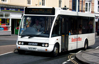 Route 15A, Beacon Bus, MX54WMA, Bideford