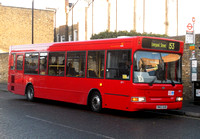 Route 153, CT Plus, DP1, SN53EUD, Islington
