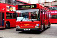 Route 39, Go Ahead London, LDP219, SK52MPF, Clapham Junction