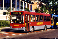 Route 336, First London, DP9, N809FLW, Bromley