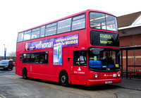 Route 287, East London ELBG 17388, Y388NHK, Rainham