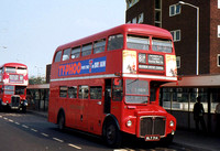 Route 81B, London Transport, RM714, WLT714, Heathrow