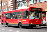 Route G1, Go Ahead London, LDP271, LX05EXZ, Tooting