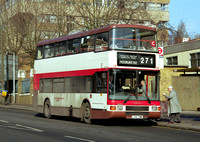Route 271, London Suburban 216, L216TWM, Archway