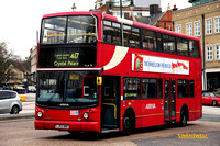 Route 417, Arriva London, VLA52, LJ53BBK, Clapham