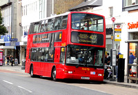 Route 427, First London, TNL32909, W909VLN, Ealing Broadway