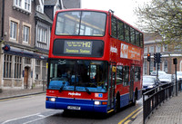 Route H12, Metroline, VP331, LR52BNF, Stanmore