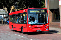 Route H98, London United RATP, DLE1, SN60EAX, Hounslow