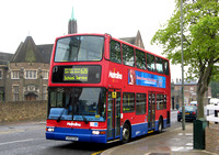 Route 626: Finchley Central - Dame Alice Owens School