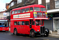 Route 252, London Transport, RT3251, LLU610, Hornchurch