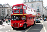 Route 9, First London, RM1913, ALD913B, Piccadilly Circus