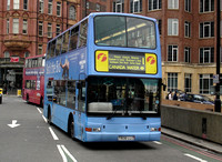 Route 1, First London 32808, T808LLC, Waterloo