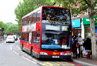 Epsom Shuttle, Go Ahead London, DOE7, LX58CWV, Morden