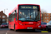 Route 184, Arriva London, ENL30, LJ09KPR, Arnos Grove