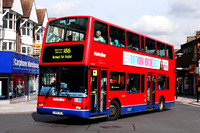 Route 186: Brent Cross - Northwick Park Hospital