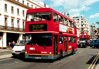 Route 77A, London General, M708, OGK708Y, Charing Cross