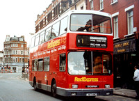 Route N1, London Northern, S17, J817HMC, Camden Town