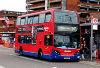 Route 217, Metroline, TE939, LK58KHD, Waltham Cross