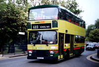 Route 689, Londonlinks 653, H653GPF, Wandsworth Common
