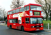 Route 249, Arriva London, L102, C102CHM, Crystal Palace