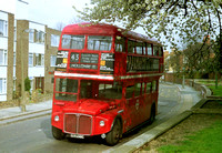Route 43, London Transport, RM2298, CUV298C, Friern Barnet