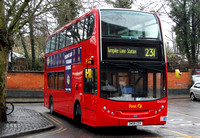 Route 231, First London, DN33527, SN58CDY, Enfield