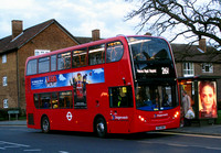 Route 261, Stagecoach London 10192, SN63NBO, Grove Park