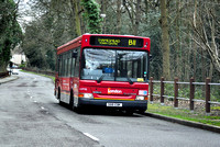 Route B11, Go Ahead London, LDP98, S98EGK, Abbey Wood