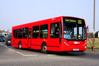 Route 202, Metrobus 706, YX58DXB, Blackheath