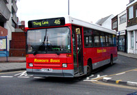 Route 416, Redroute Buses, P319MLD, Gravesend