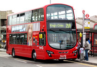Route 259, First London, VN37857, BV10WWP, Edmonton Green