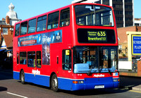 Route 635: Hounslow, Bus Station - St. Paul's School
