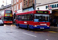 Route 182, Metroline, DLD119, V119GBY, Wembley