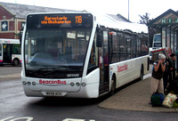 Route 118, Beacon Bus, MX58ACU, Barnstaple