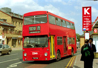 Route 71, London Transport, DMS711, TGX711M, Kingston
