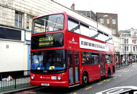 Route 106, East London ELBG 17503, LX51FNF, Finsbury Park