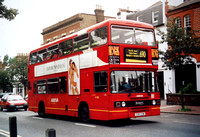 Route 690, Arriva London, L36, C36CHM, Wandsworth Common